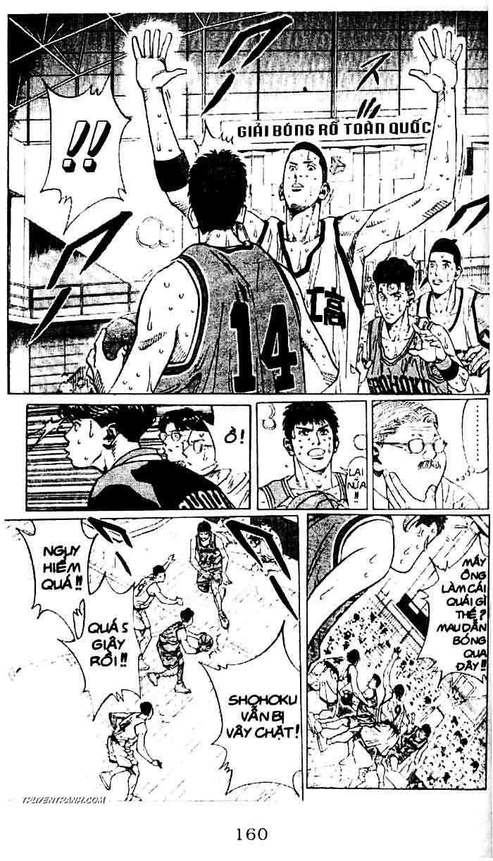 Slam Dunk chap 234 trang 13