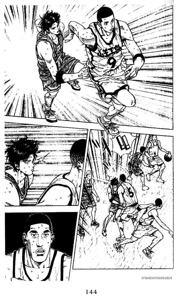 Slam Dunk chap 233 trang 16