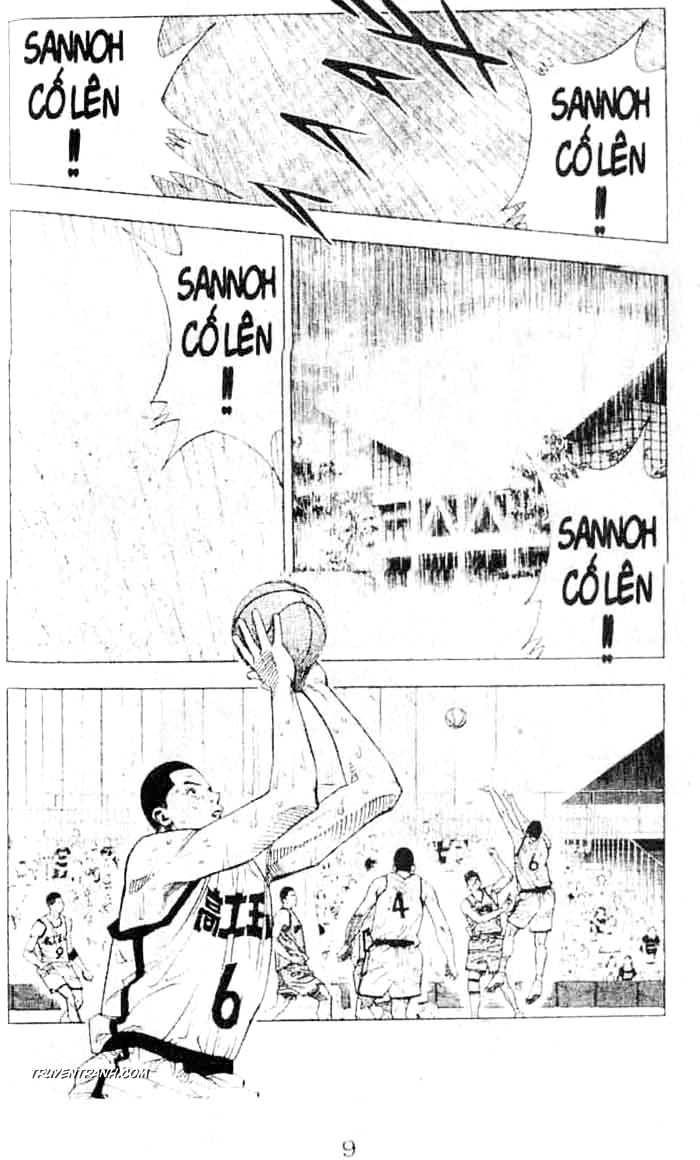 Slam Dunk chap 234 trang 16