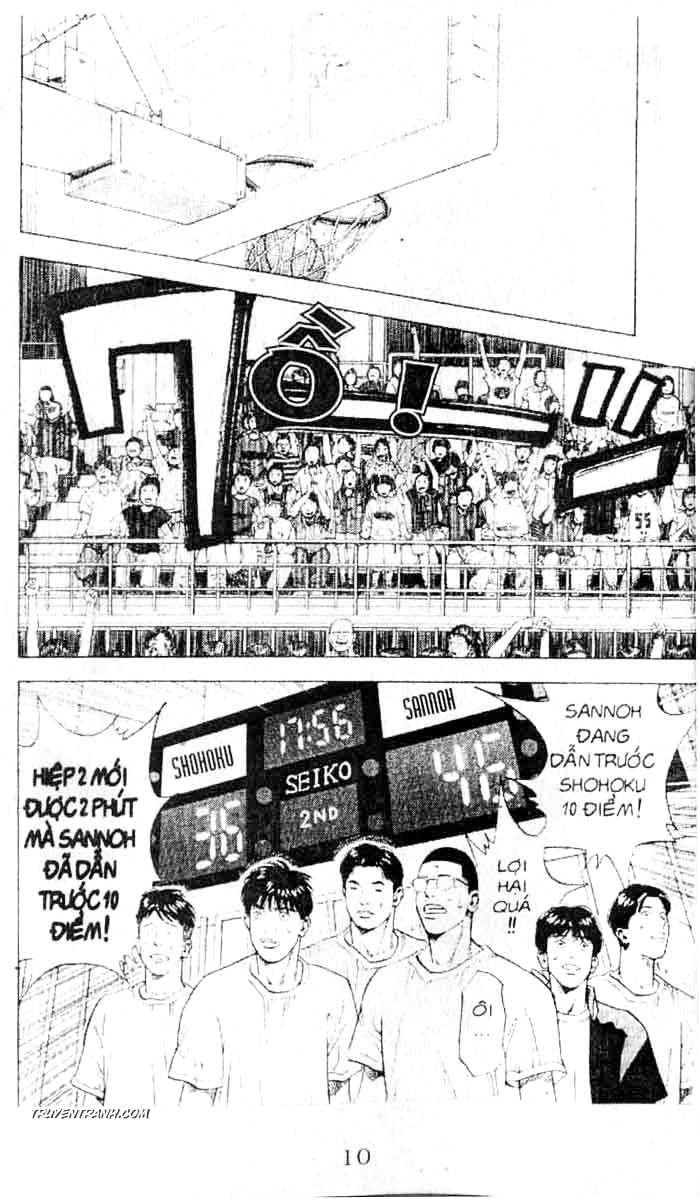 Slam Dunk chap 234 trang 17
