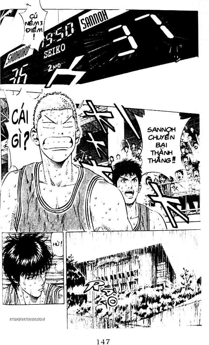 Slam Dunk chap 233 trang 19