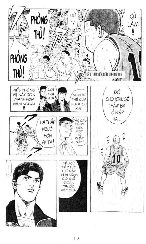 Slam Dunk chap 234 trang 19