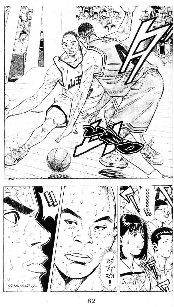 Slam Dunk chap 238 trang 8