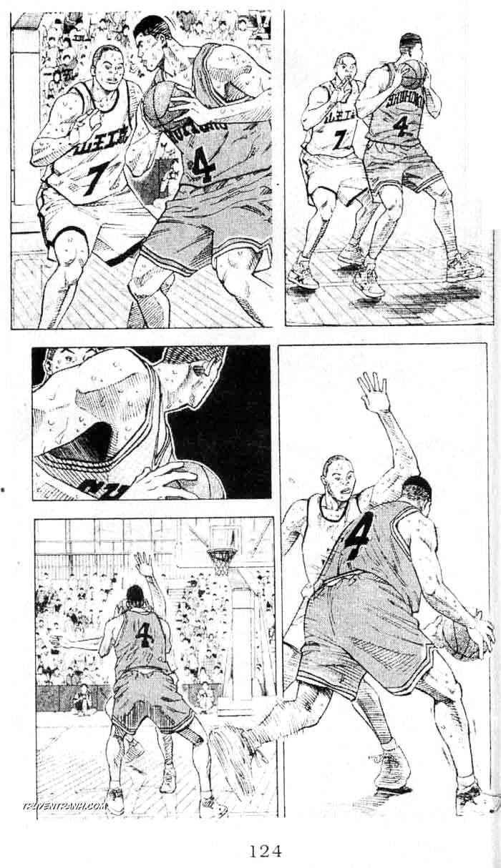 Slam Dunk chap 240 trang 11