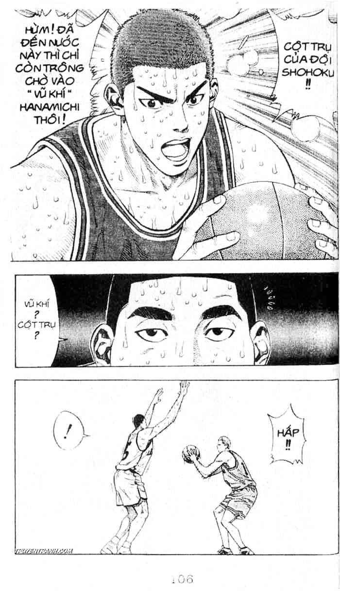 Slam Dunk chap 239 trang 12