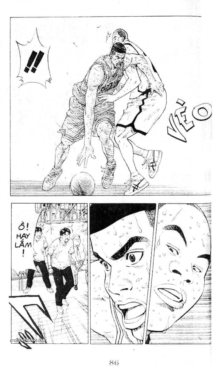 Slam Dunk chap 238 trang 12
