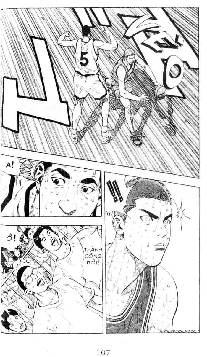 Slam Dunk chap 239 trang 13