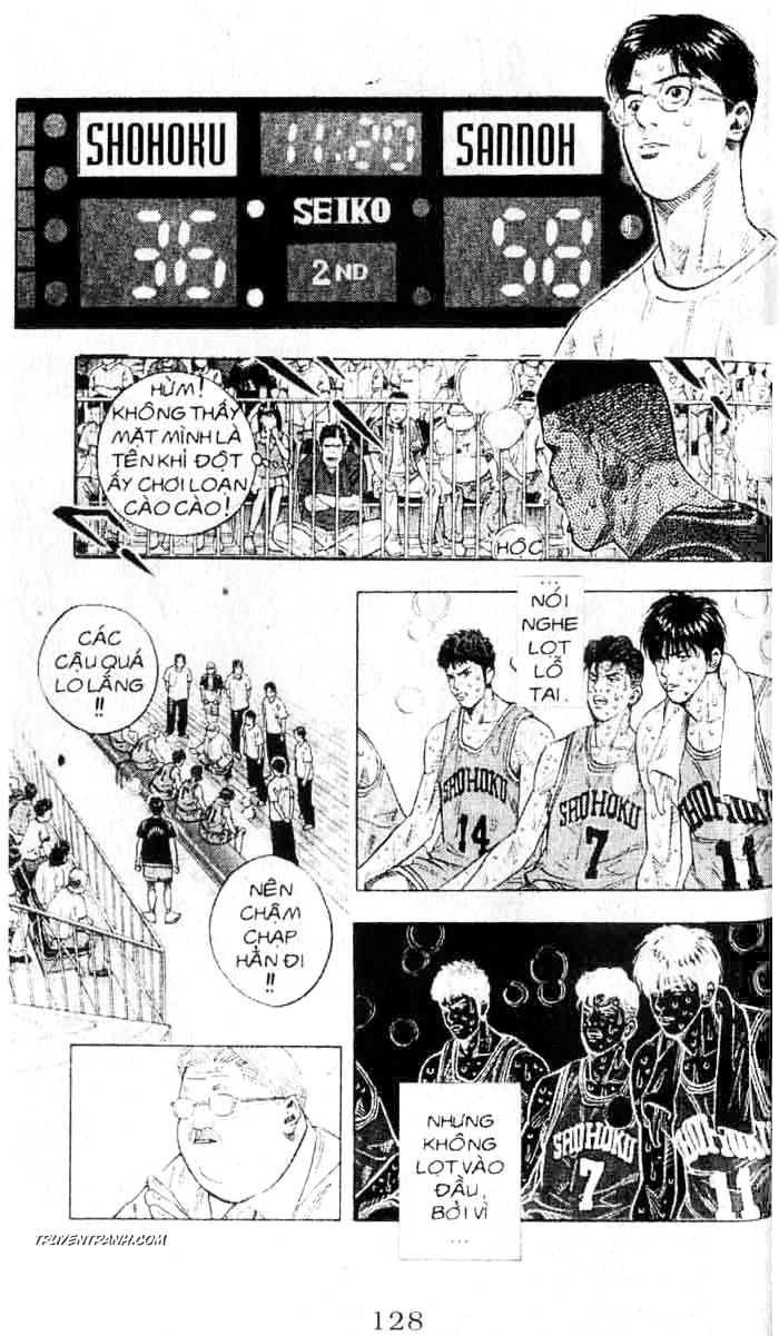 Slam Dunk chap 240 trang 15