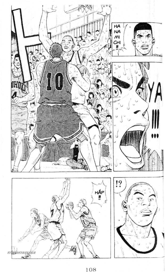 Slam Dunk chap 239 trang 14