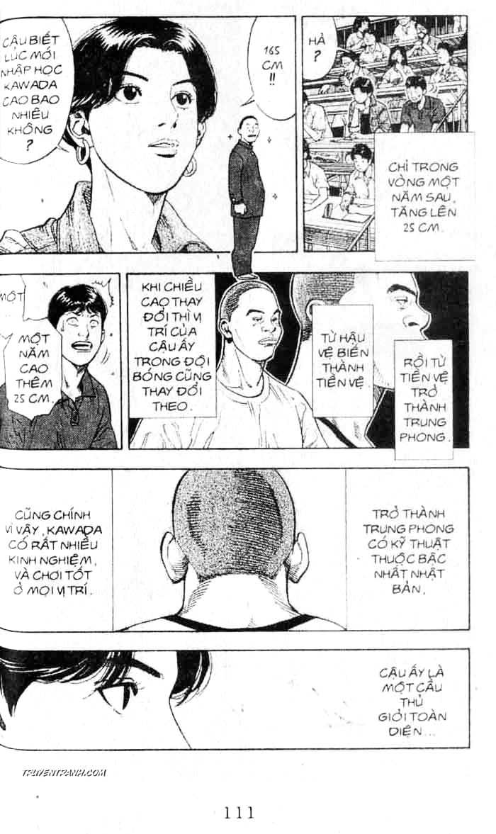 Slam Dunk chap 239 trang 17