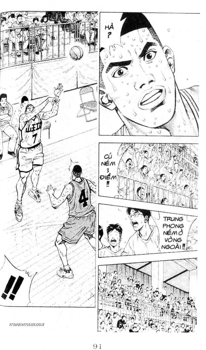 Slam Dunk chap 238 trang 17