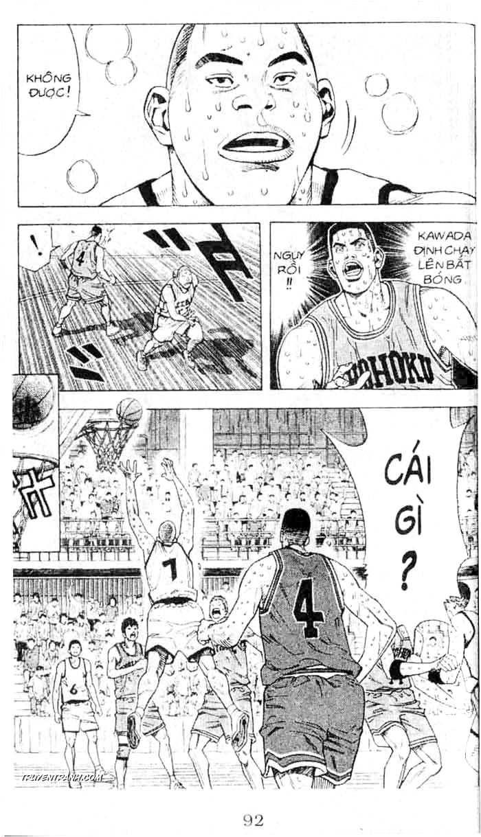 Slam Dunk chap 238 trang 18