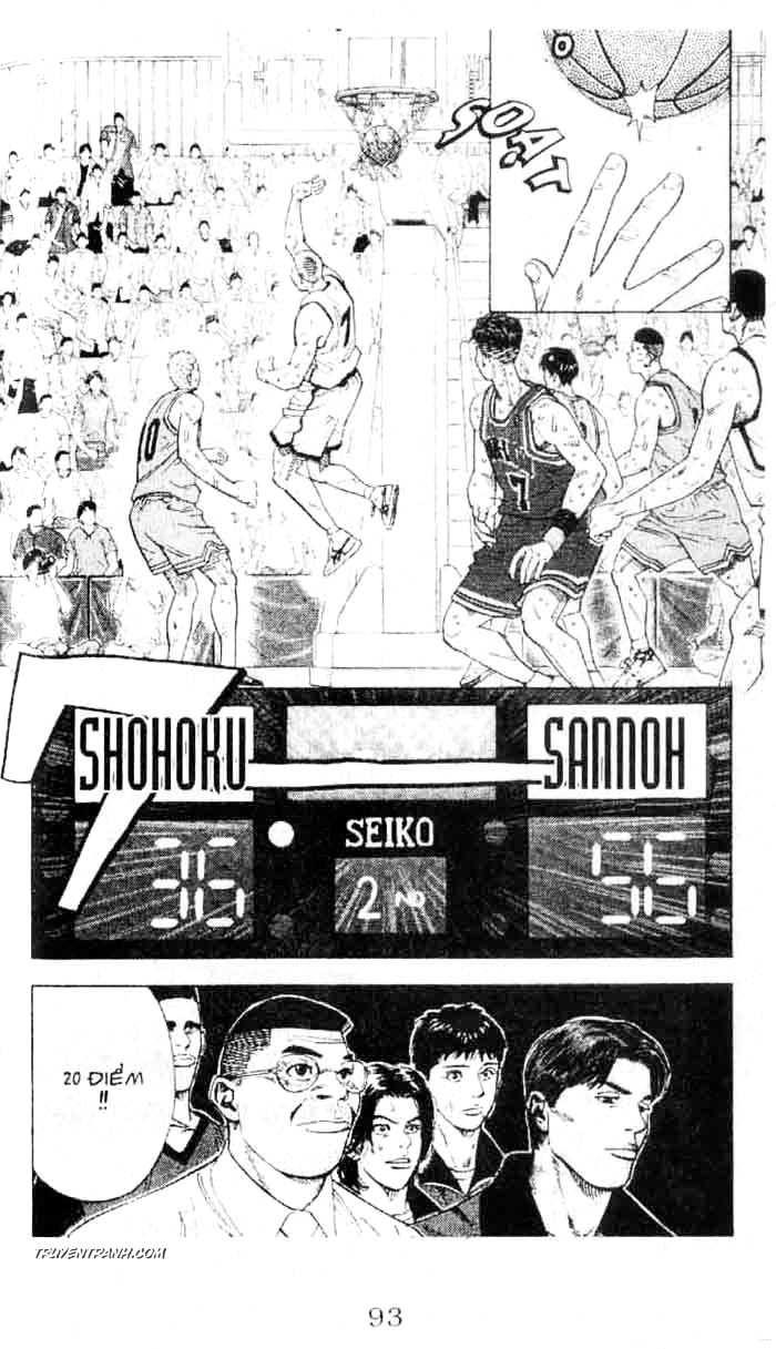 Slam Dunk chap 238 trang 19