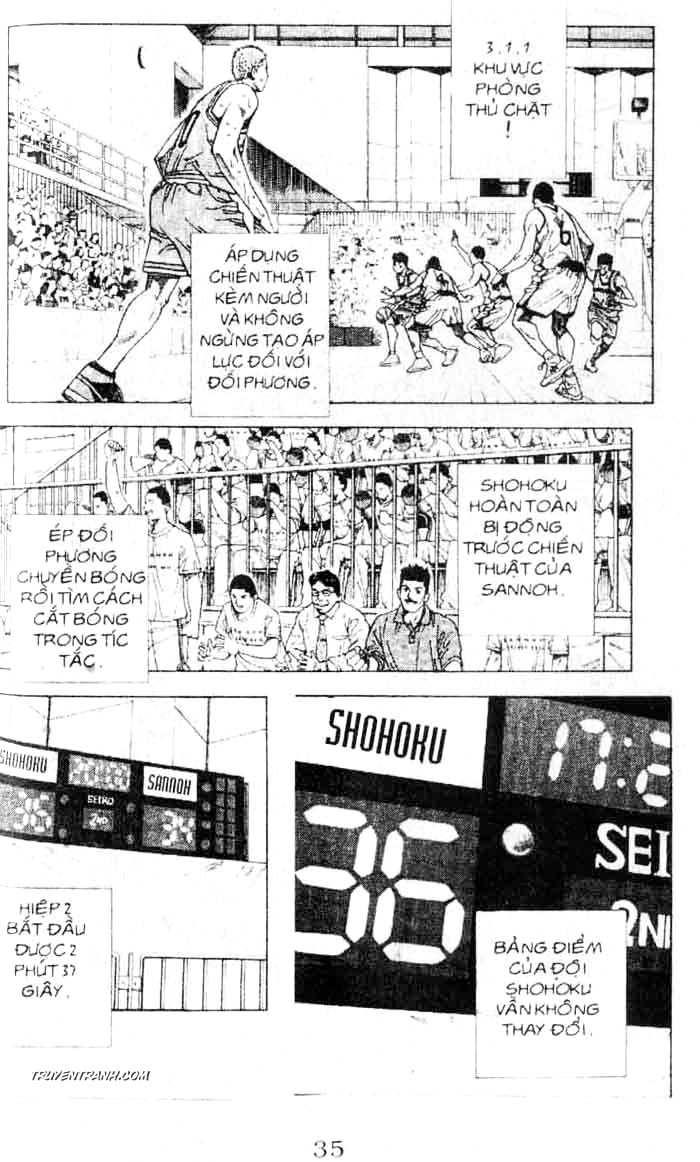 Slam Dunk chap 236 trang 1