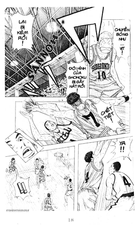 Slam Dunk chap 235 trang 3