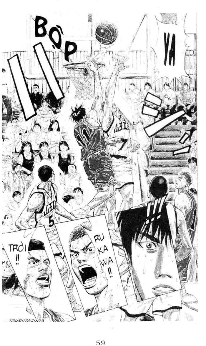 Slam Dunk chap 237 trang 5