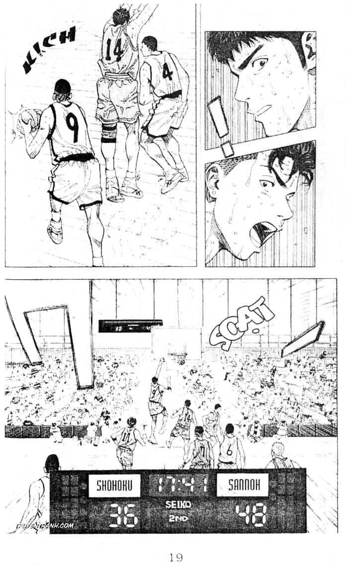 Slam Dunk chap 235 trang 4