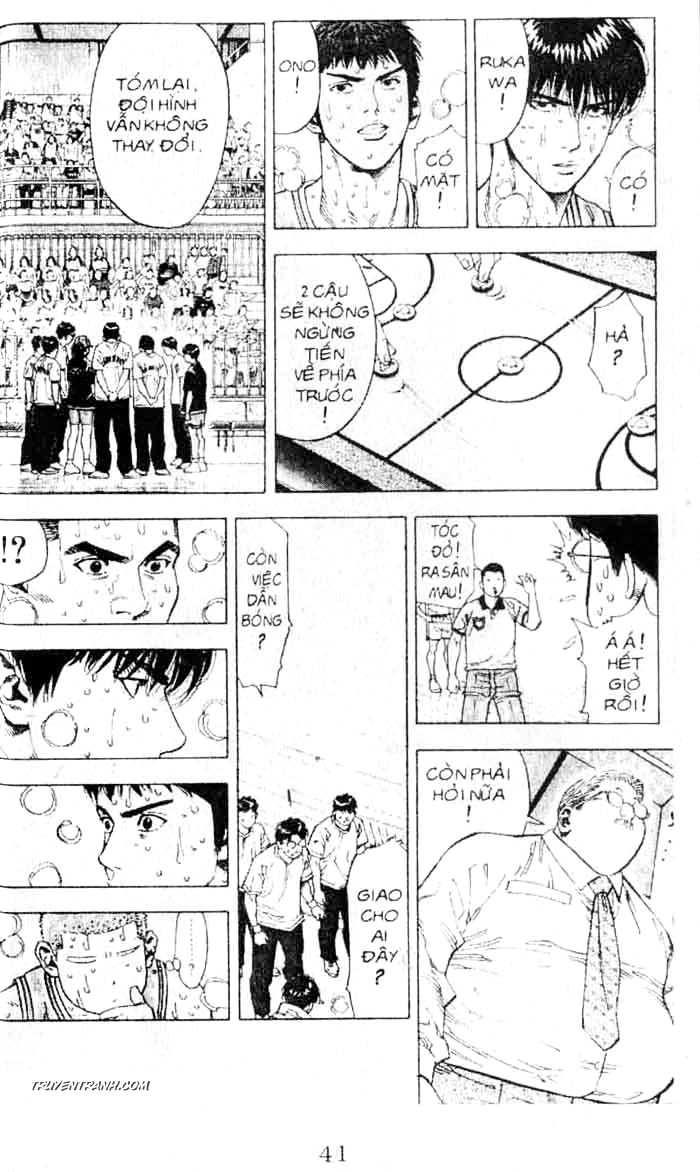 Slam Dunk chap 236 trang 7