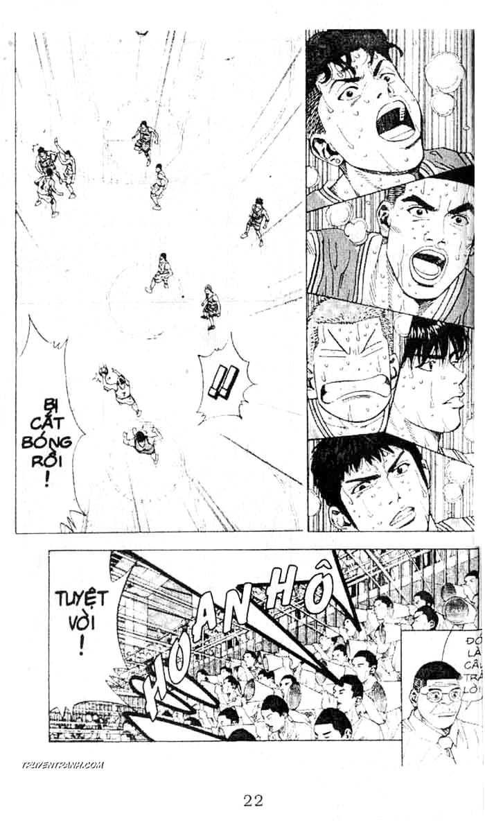Slam Dunk chap 235 trang 7