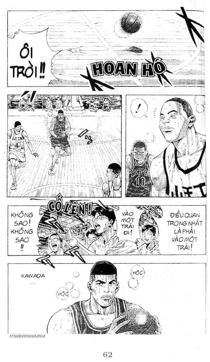 Slam Dunk chap 237 trang 8