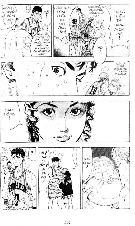 Slam Dunk chap 236 trang 9
