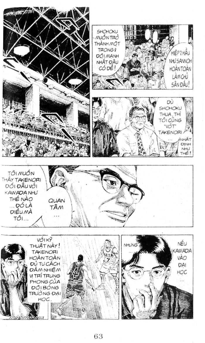 Slam Dunk chap 237 trang 9