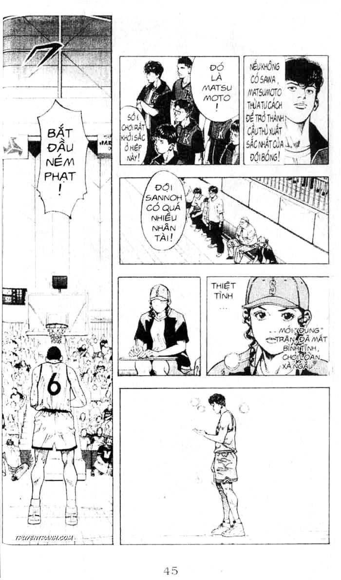 Slam Dunk chap 236 trang 11