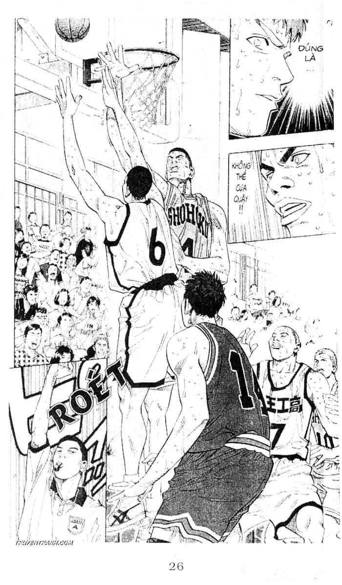 Slam Dunk chap 235 trang 10