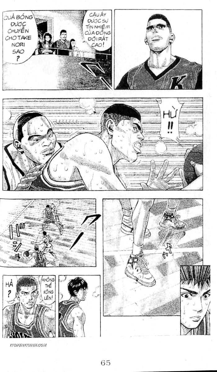 Slam Dunk chap 237 trang 11