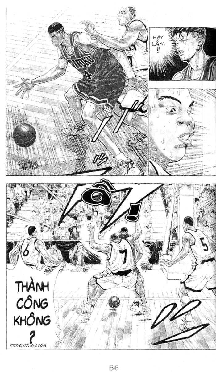 Slam Dunk chap 237 trang 12