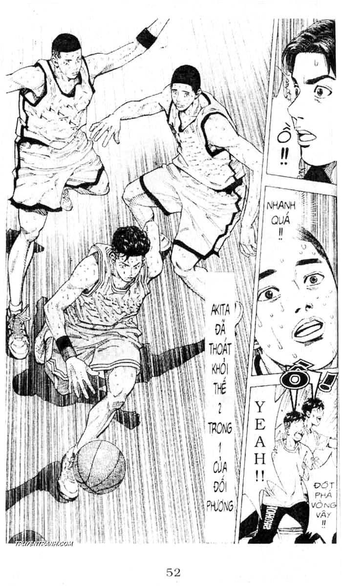 Slam Dunk chap 236 trang 18