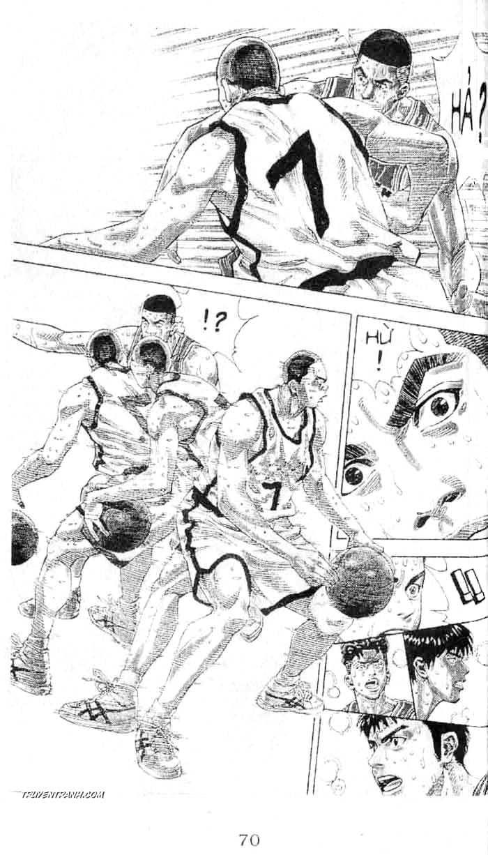 Slam Dunk chap 237 trang 16