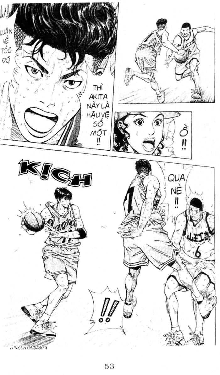 Slam Dunk chap 236 trang 19