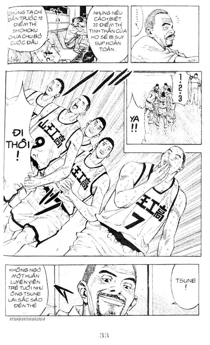 Slam Dunk chap 235 trang 17
