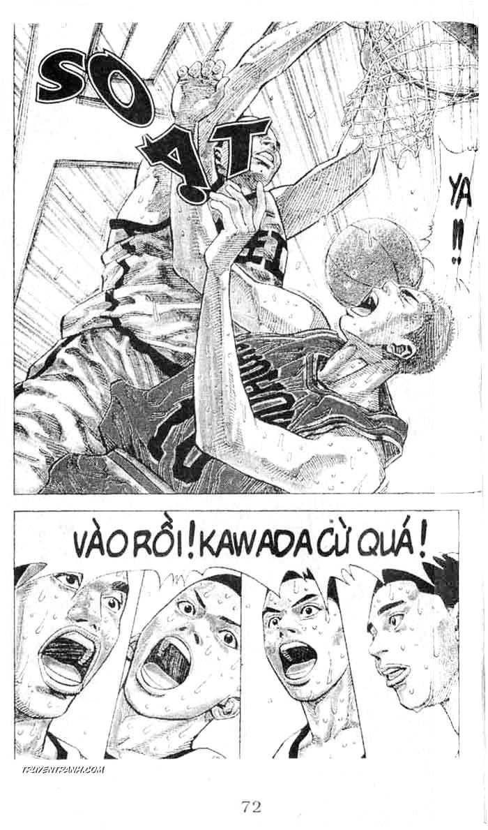 Slam Dunk chap 237 trang 18