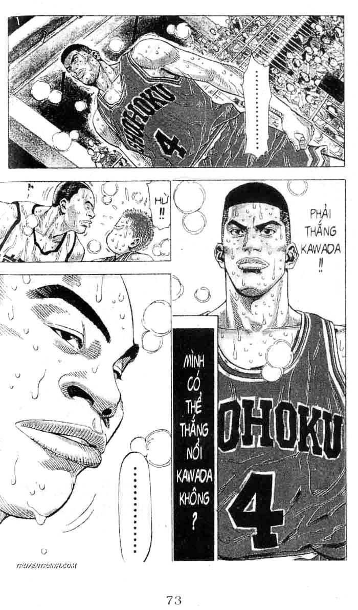 Slam Dunk chap 237 trang 19