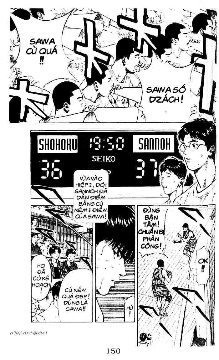 Slam Dunk chap 234 trang 3