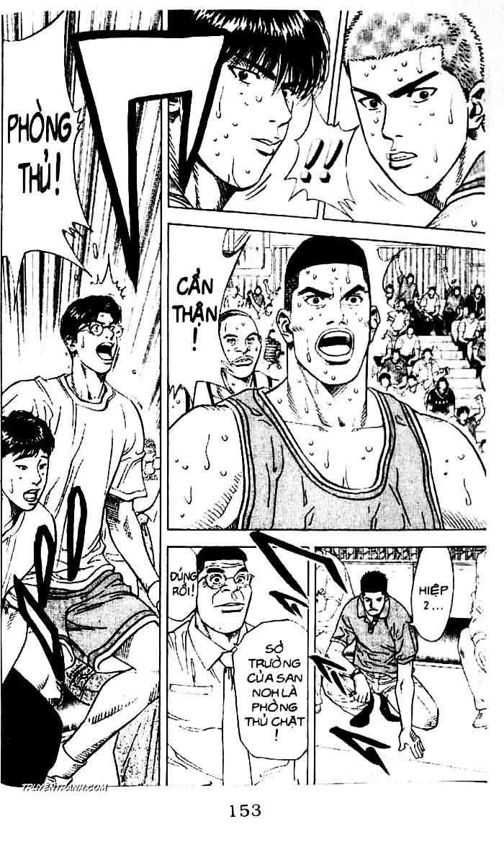 Slam Dunk chap 234 trang 6