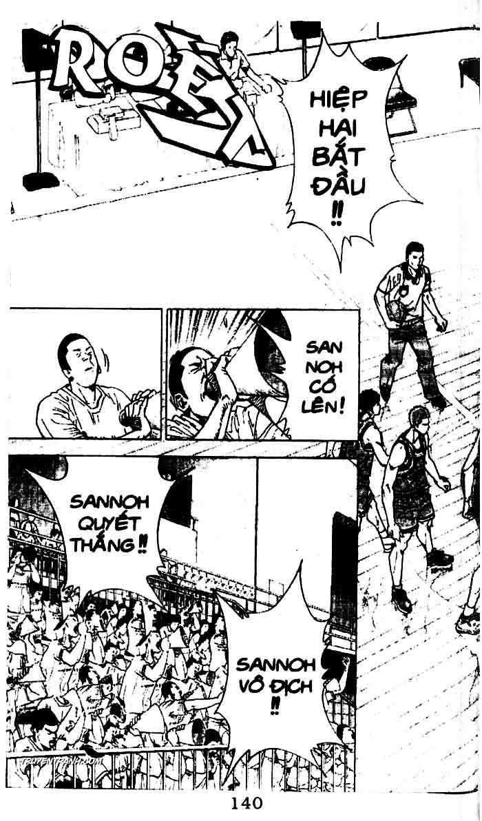 Slam Dunk chap 233 trang 12