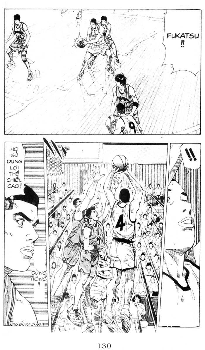 Slam Dunk chap 225 trang 6