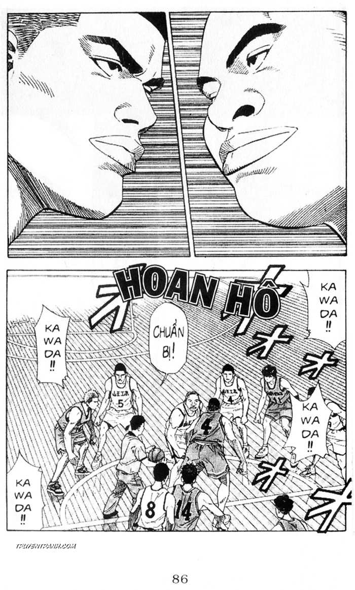 Slam Dunk chap 223 trang 4
