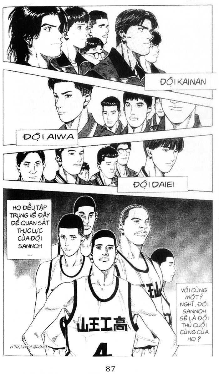 Slam Dunk chap 223 trang 5
