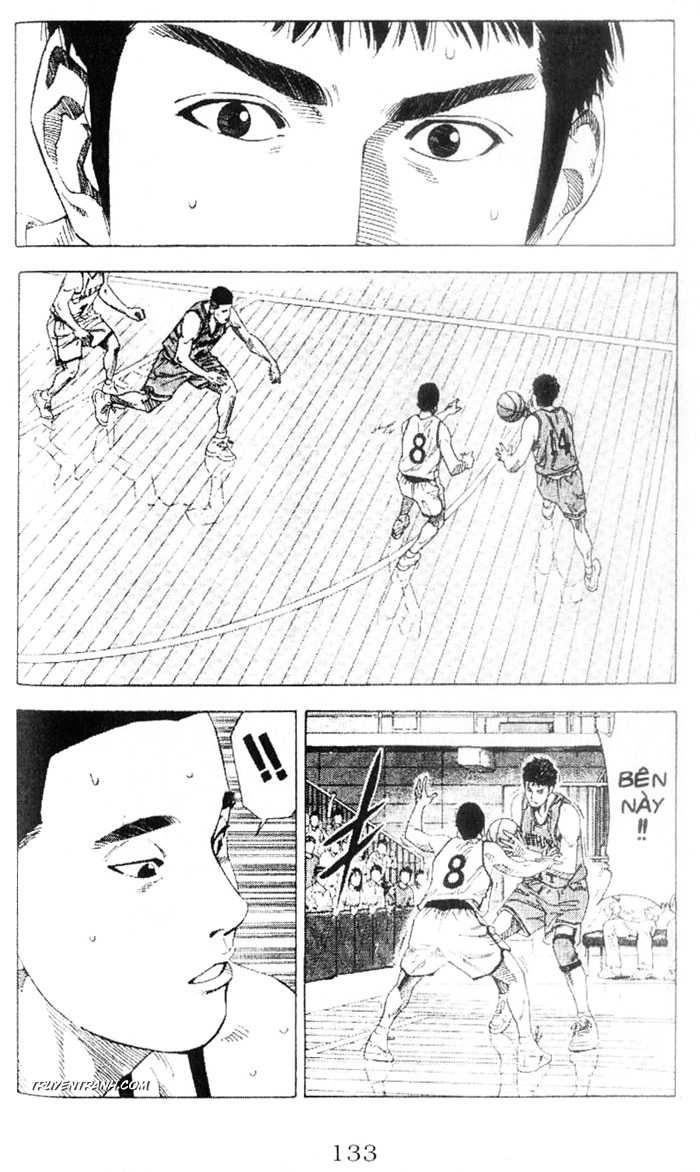 Slam Dunk chap 225 trang 9