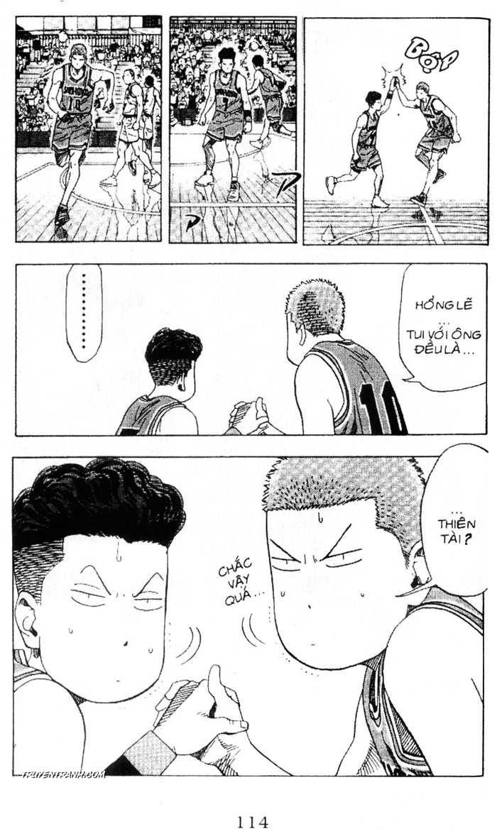 Slam Dunk chap 224 trang 10
