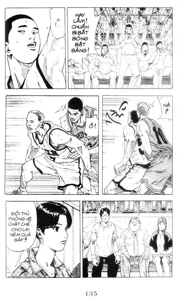 Slam Dunk chap 225 trang 11