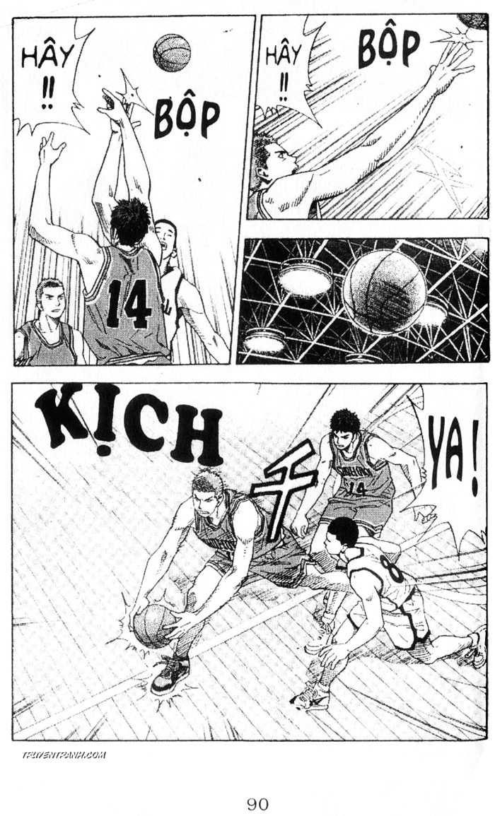 Slam Dunk chap 223 trang 8
