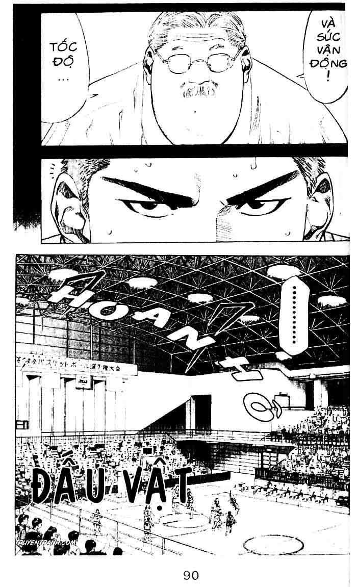 Slam Dunk chap 231 trang 3