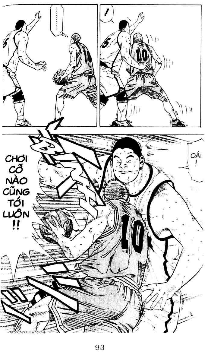 Slam Dunk chap 231 trang 6