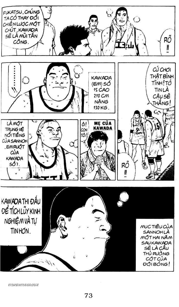 Slam Dunk chap 230 trang 5