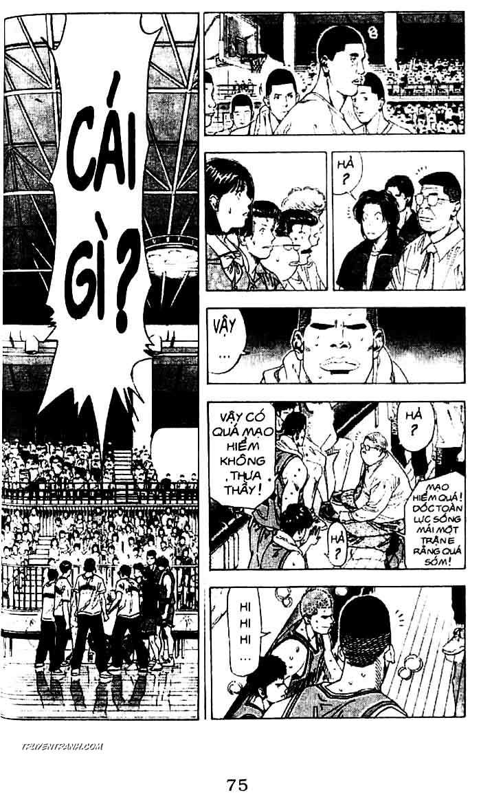 Slam Dunk chap 230 trang 7